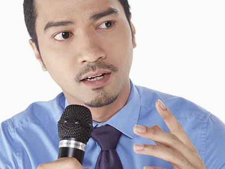 3 things motivational speakers should stop saying from the stage.