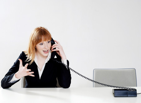 How to reject cold calls without damaging your company's reputation.