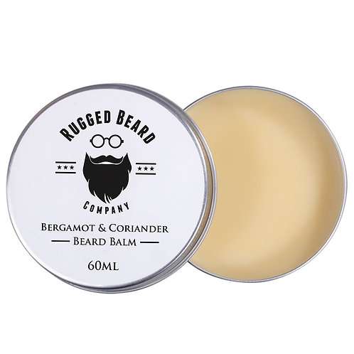Bergamot & Coriander Beard Balm