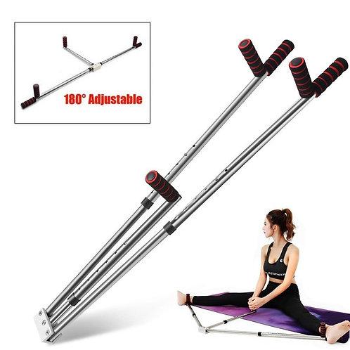 3 Bar Leg Stretcher Split Machine Extension Device Stainless Steel Leg Exercise