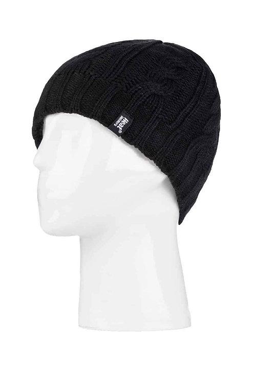 Ladies Thermal Fleece Lined Winter Hat