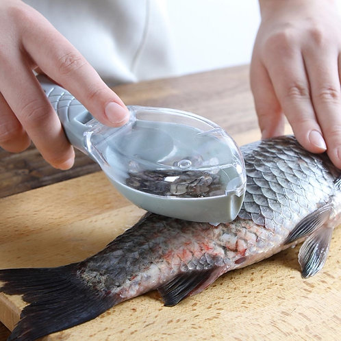 Fish Scales Graters Scraper Fish Cleaning Tool Scraping Scales Device Cooking