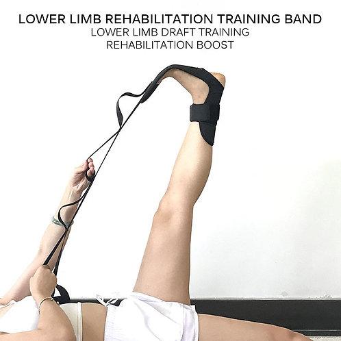 Yoga Flexibility Stretching Leg Stretcher Strap for Gymnastics Trainer Yoga
