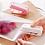 Thumbnail: Sealing Machine Portable Heat Sealer Plastic Bag Storage Packet Handy Sealers