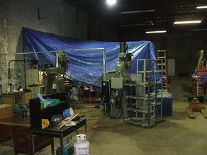 Maks Machining & Fabrication - First Shop