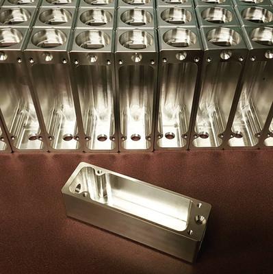 Small Aluminum Enclosures