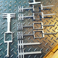 Stainless Laser Cut Piece's