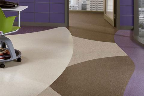 Tricon Group VCT flooring