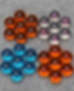4-cm-28-p-s-lote-bolas-de-cristal-de-Dra