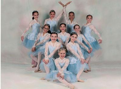 NYPAC Dance Recital