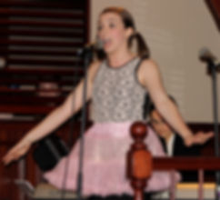 Singing in Harrison, Singing in Westchester