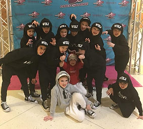NY Performing Arts Center (NYPAC), Dance & Theater Studio Harrison, Westchester, NY, dance competition team, hip hop