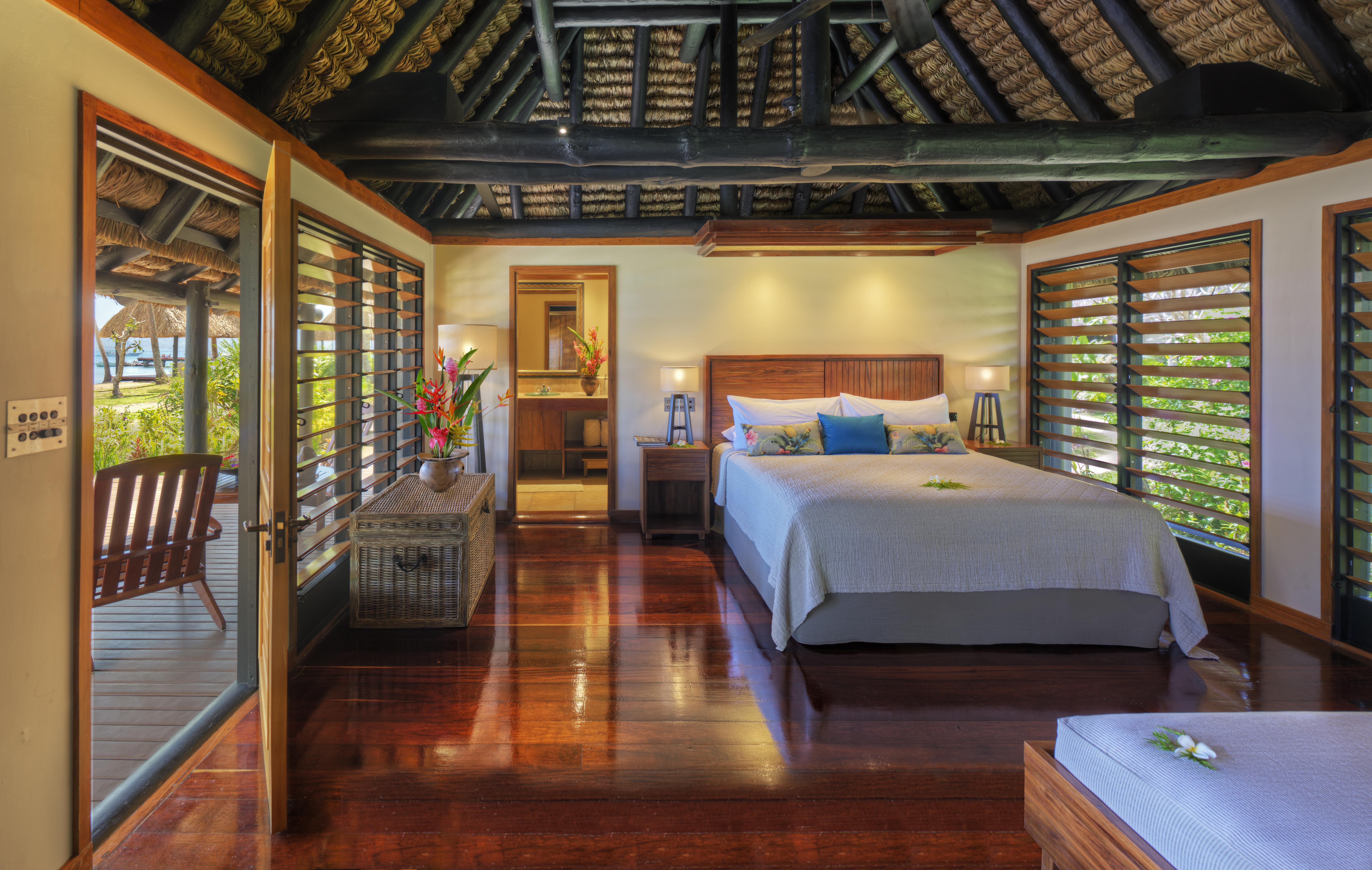 JMC Resort Fiji  Oceanfront Bure