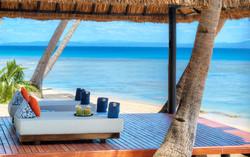 JMC Resort Fiji day bed Pergola