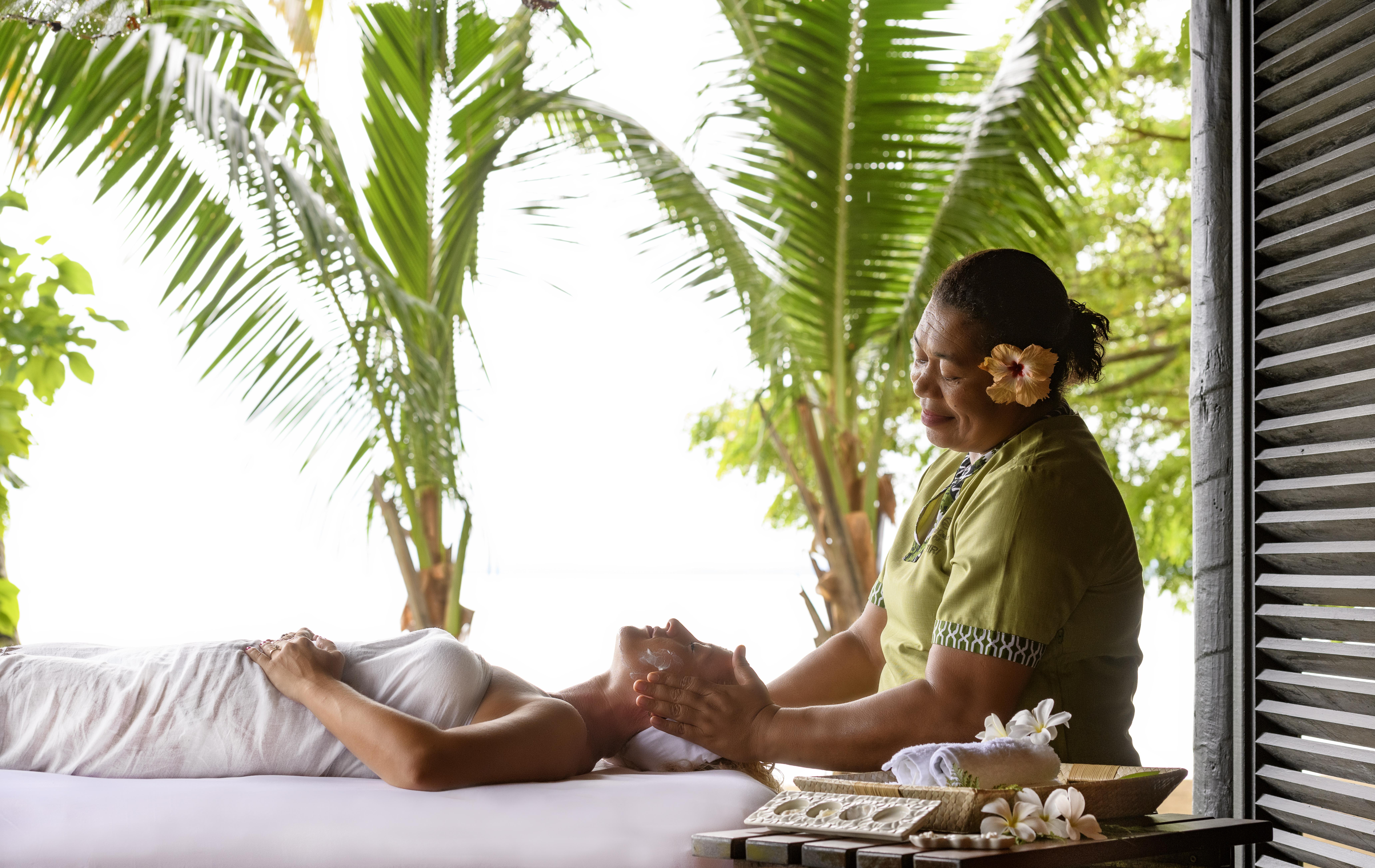 Jean-Michel Cousteau Resort Fiji day spa