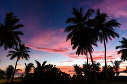 Jean-Michel Cousteau Resort Fiji, Sunset