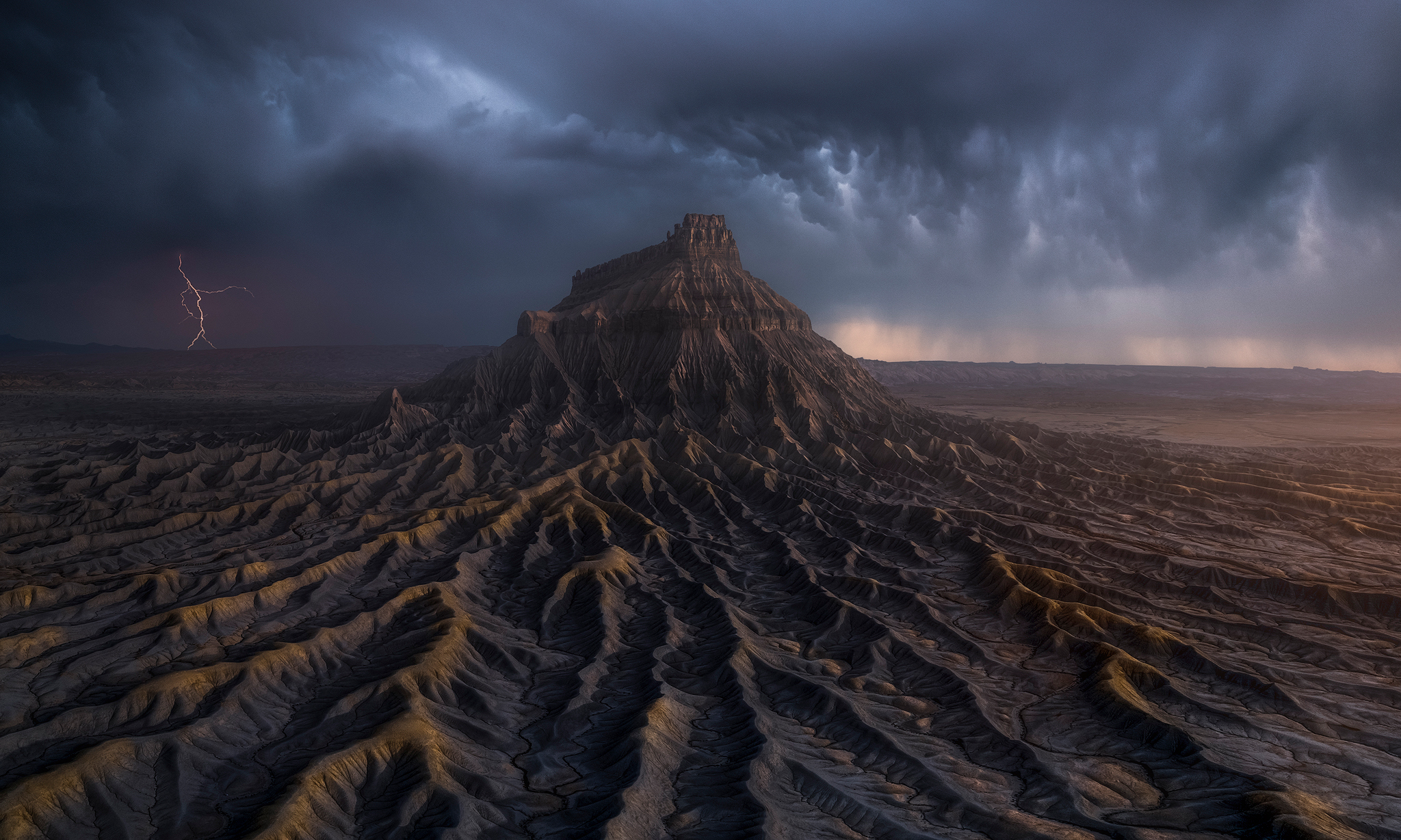 Fortress of Erosion (2018)