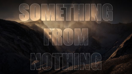 Ryan Dyar - Something From Nothing