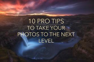 Ryan Dyar - 10 Pro Tips