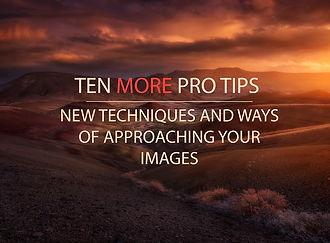 Ryan Dyar - Ten More Pro Tips