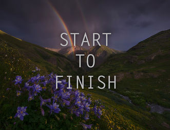 Ryan Dyar - Start To Finish
