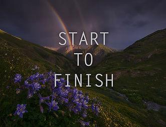 Ryan Dyar - Start To Finish