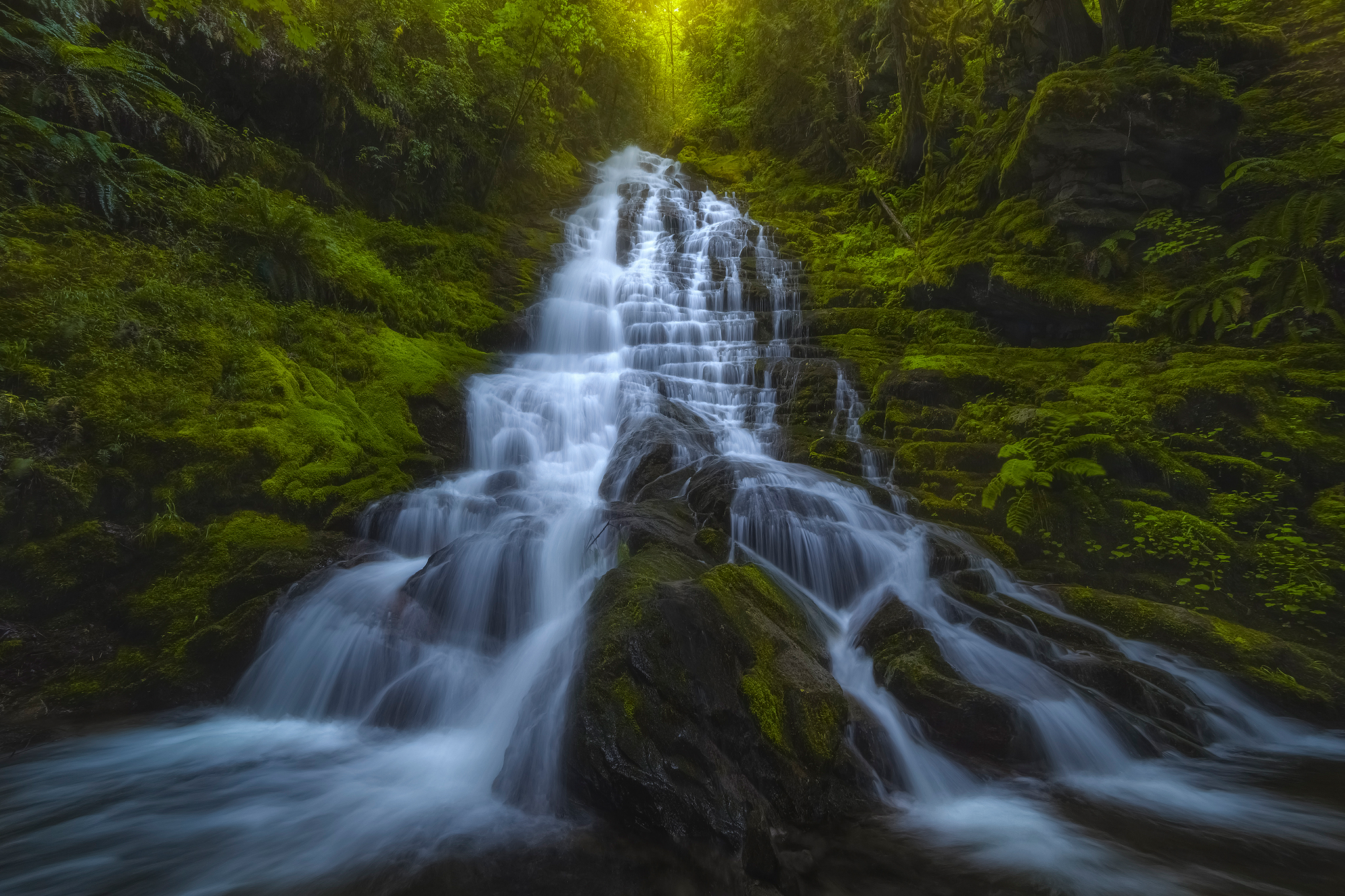 Staircase Falls (2014)