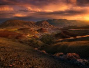 Melting Landscape (2008)