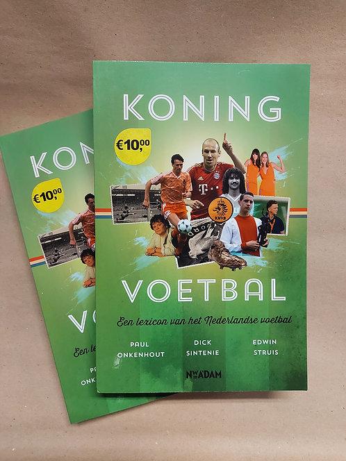 Boek Koning Voetbal