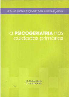 Psicogeriatria en portugués