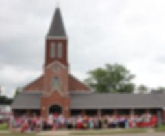 Catholic Church Centennial
