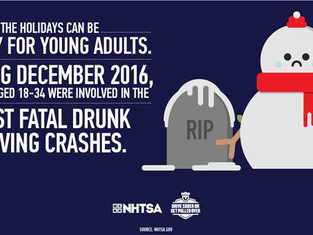 Preventing underage drinking over the holidays