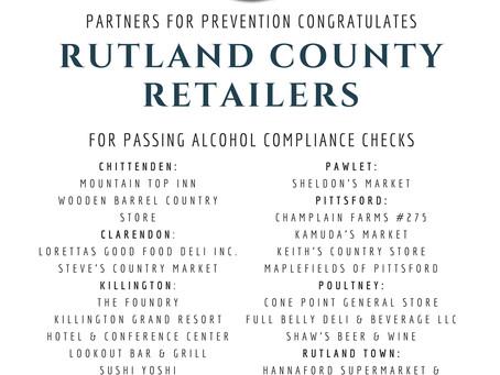 Well done, Rutland retailers!