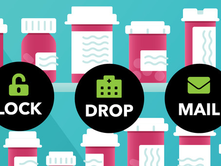 Store and Dispose Rx Drugs Safely