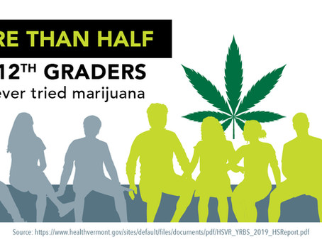 Cannabis Use and Vermont Youth