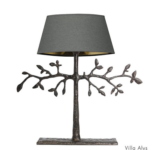 Lampes bronze