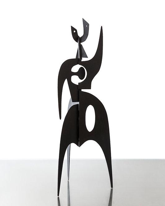 Sculpture en acier AdeSt P