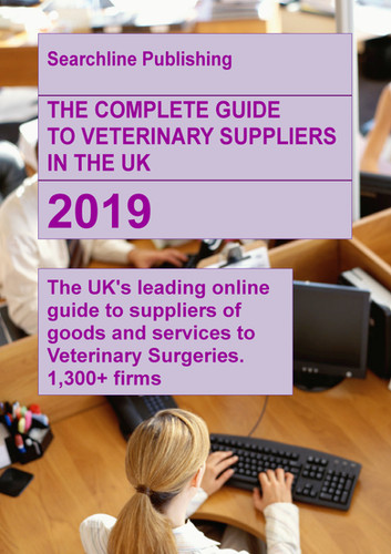Entry in The Complete Guide to Veterinary Suppliers in the UK
