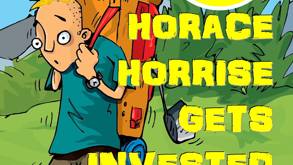 Horace Horrise gets Invested