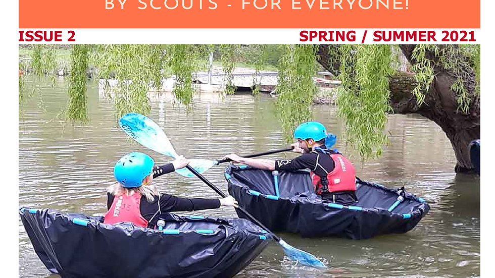 Scout & Scouting Magazine 2