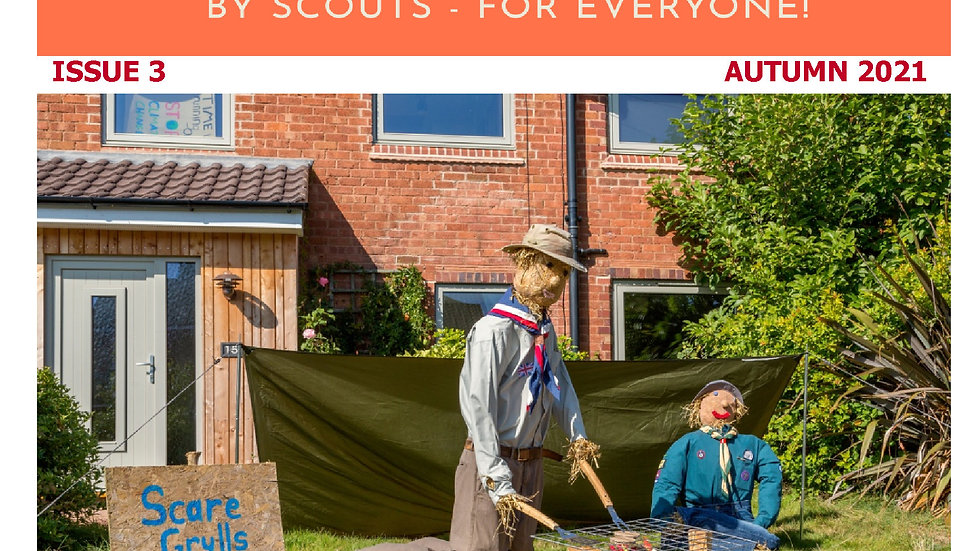 Scout & Scouting Magazine