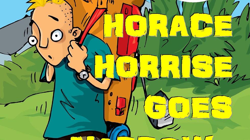 Horace Horrise goes Narrowboating
