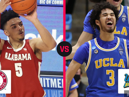 Alabama vs. UCLA picks & predictions for March Madness Sweet 16 game