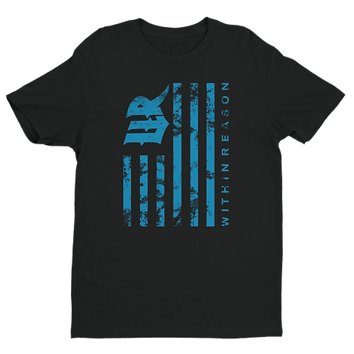 Blue Flag T-shirt