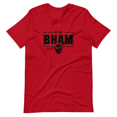 We Are Bham - Red