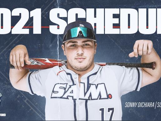 Samford Baseball Releases 2021 Schedule