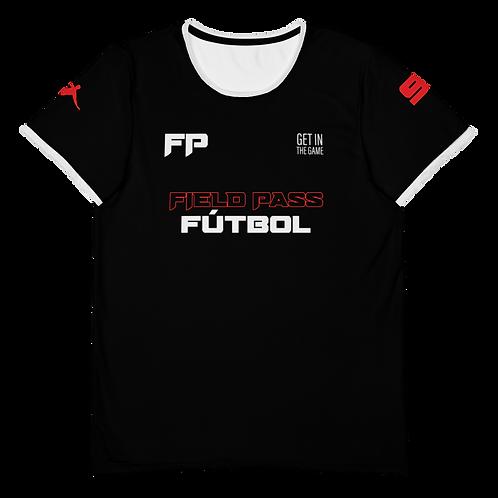 FP Fútbol  - Black 9 Jersey