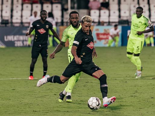 LEGION FC FALLS IN CONFERENCE QUARTERFINALS