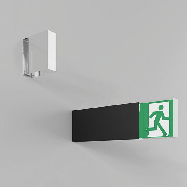 Trasparenze Emergency Sign