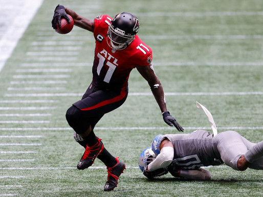 Julio Jones on Atlanta: 'I'm out of there, man'
